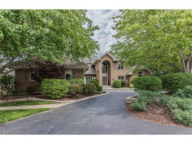 12707 Alswell Lane, Sunset Hills, MO 63128 (#17052306) :: The Becky O'Neill Power Home Selling Team