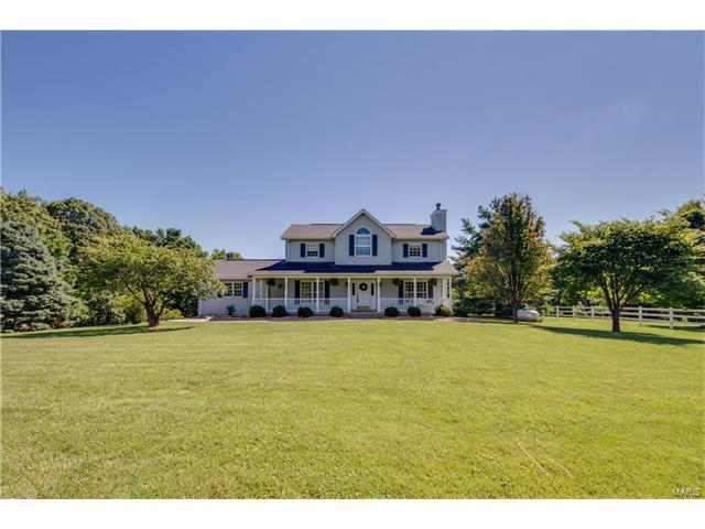 16434 Liberty Ridge, Grafton, IL 62037 (#17052350) :: Fusion Realty, LLC