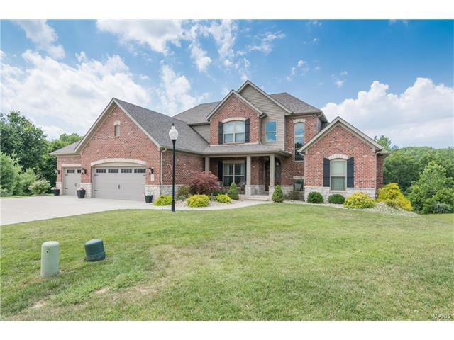 131 Windover Point, Glen Carbon, IL 62034 (#17053063) :: Fusion Realty, LLC