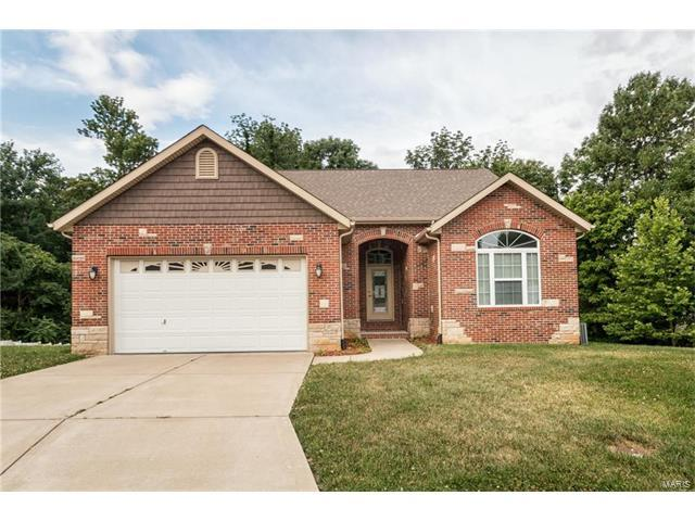 37 Tribe Court, Shiloh, IL 62221 (#17053296) :: Fusion Realty, LLC