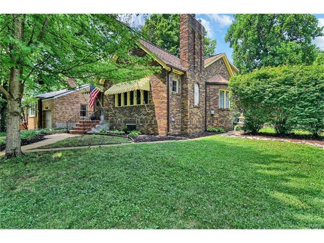 7605 Suffolk Avenue, Shrewsbury, MO 63119 (#17053932) :: The Becky O'Neill Power Home Selling Team