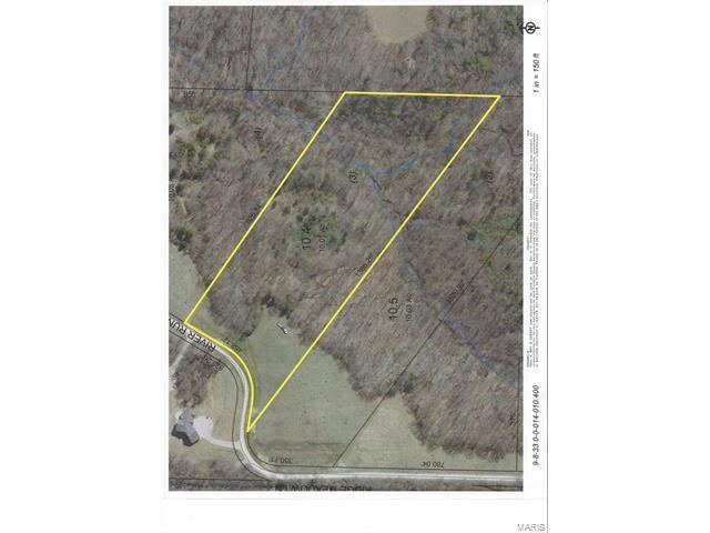 10 .01 Acres - River Run Drive, Washington, MO 63090 (#17054811) :: Clarity Street Realty