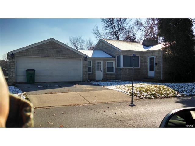 5726 Mclaran Avenue, St Louis, MO 63136 (#17054878) :: Sue Martin Team