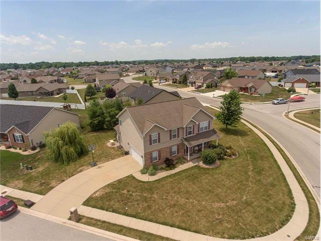 929 Indian Prairie, Mascoutah, IL 62258 (#17055688) :: Fusion Realty, LLC