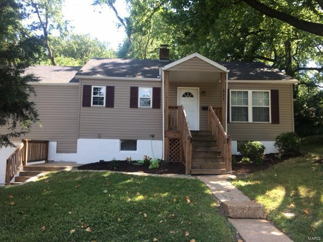 824 N Forest, Webster Groves, MO 63119 (#17056072) :: Gerard Realty Group