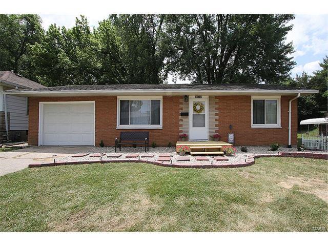3817 Oscar Avenue, Alton, IL 62002 (#17056555) :: Fusion Realty, LLC