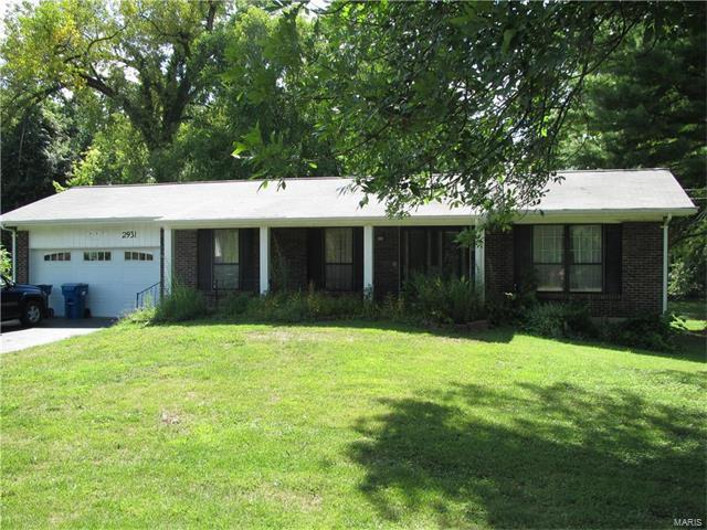 2931 Doddridge Avenue, Maryland Heights, MO 63043 (#17057204) :: RE/MAX Vision