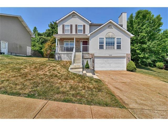 1349 Rockwood Forest Drive, Arnold, MO 63010 (#17057386) :: The Becky O'Neill Power Home Selling Team