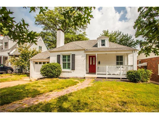 8641 Rosalie Avenue, Brentwood, MO 63144 (#17057437) :: Gerard Realty Group