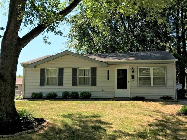 1401 Radiance Drive, Belleville, IL 62220 (#17057684) :: Fusion Realty, LLC