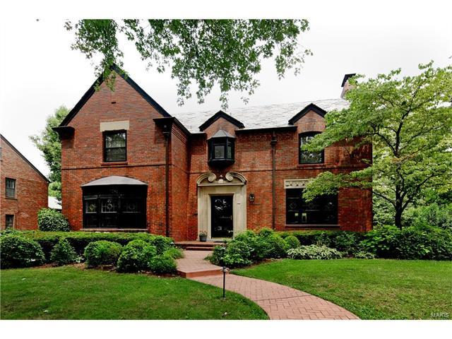 7419 Cromwell Drive, Clayton, MO 63105 (#17057704) :: Gerard Realty Group