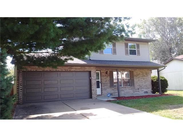 610 Country Meadow Lane, Shiloh, IL 62221 (#17058075) :: Fusion Realty, LLC