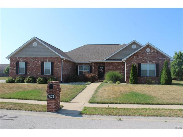 9624 Weatherby Street, Mascoutah, IL 62258 (#17058186) :: Fusion Realty, LLC