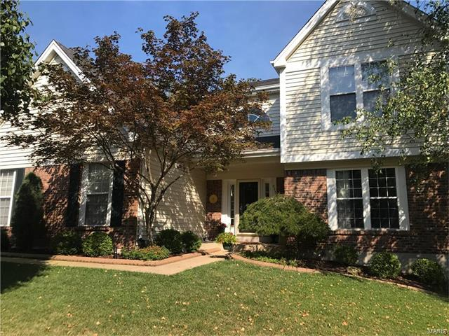 9853 Grantview Forest Drive, St Louis, MO 63123 (#17058421) :: Gerard Realty Group