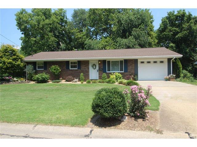 1203 Waverly, Collinsville, IL 62234 (#17058507) :: Fusion Realty, LLC