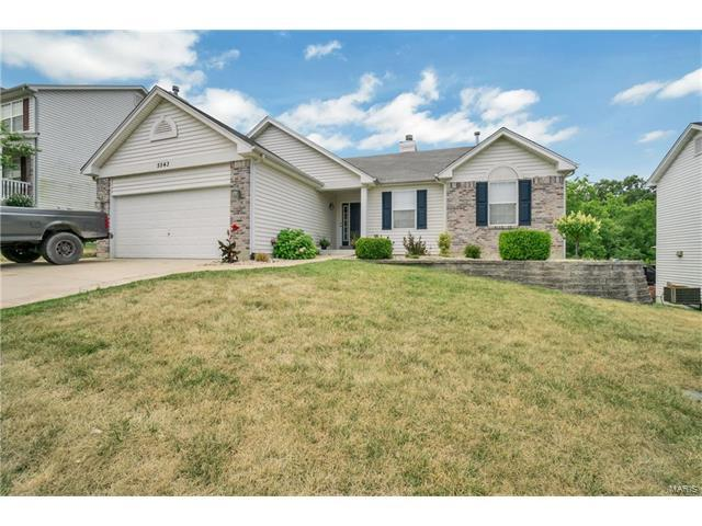 5543 Bellemeade Trail Court, Oakville, MO 63129 (#17058517) :: Kelly Hager Group | Keller Williams Realty Chesterfield