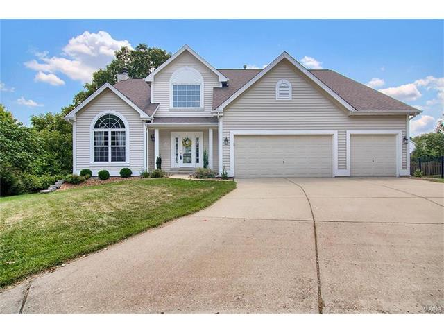 16210 Lakeshore Meadows Court, Glencoe, MO 63038 (#17058519) :: The Kathy Helbig Group
