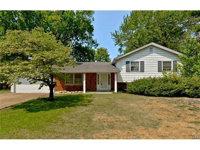 9 Cedarbrook Lane, Kirkwood, MO 63122 (#17058544) :: Gerard Realty Group