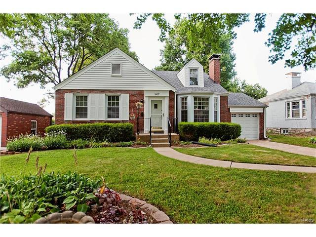 1007 Grandview, St Louis, MO 63122 (#17058727) :: Gerard Realty Group