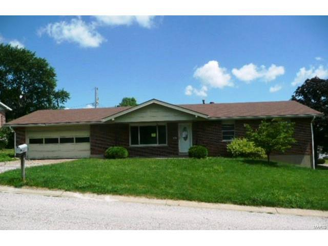 802 Clarence Drive, Saint Charles, MO 63301 (#17058771) :: Clarity Street Realty