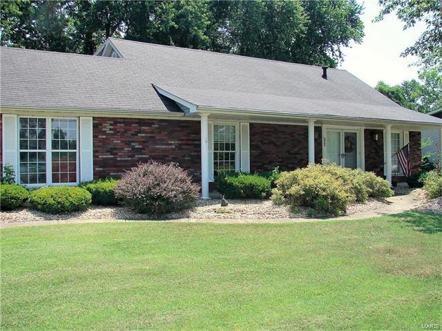 193 N Meridian Road, Glen Carbon, IL 62034 (#17059025) :: Fusion Realty, LLC
