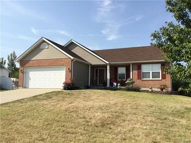 230 Micah's Way, Columbia, IL 62236 (#17059327) :: Fusion Realty, LLC
