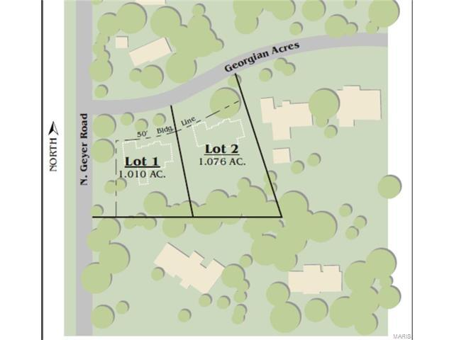 2 Georgian Acres, Frontenac, MO 63131 (#17059766) :: Kelly Hager Group   Keller Williams Realty Chesterfield