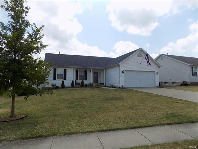 227 Micahs Way, Columbia, IL 62236 (#17059974) :: Fusion Realty, LLC