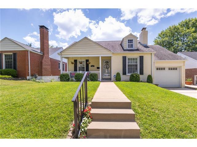 8666 Eulalie Avenue, Brentwood, MO 63144 (#17060124) :: RE/MAX Vision