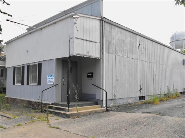 727 S Hickory Street, Centralia, IL 62801 (#17060152) :: Fusion Realty, LLC