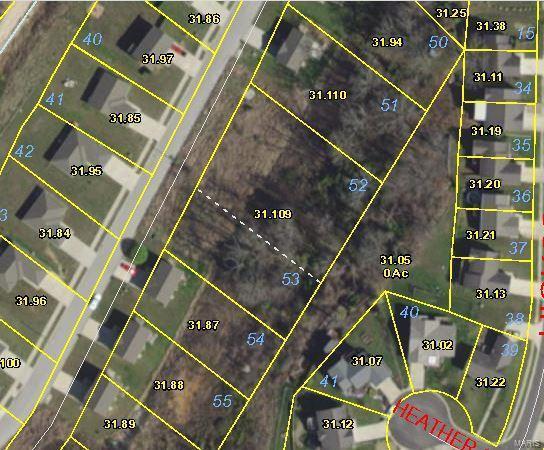 0 Lot 53 Hickory Valley, Saint Robert, MO 65584 (#17060233) :: Sue Martin Team