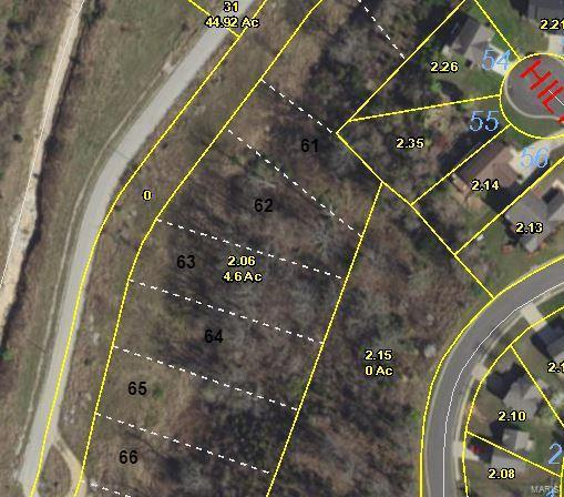 0 Lot 61 Hickory Valley, Saint Robert, MO 65584 (#17060239) :: Kelly Hager Group | TdD Premier Real Estate