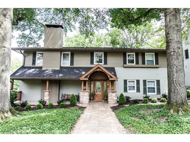 46 Ladue Terrace, Ladue, MO 63124 (#17060436) :: Kelly Hager Group | Keller Williams Realty Chesterfield