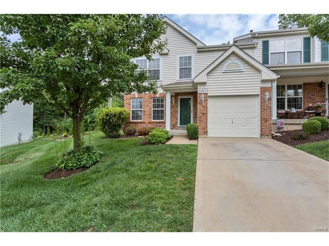 3587 Pearson Pointe, Mehlville, MO 63129 (#17060532) :: The Becky O'Neill Power Home Selling Team