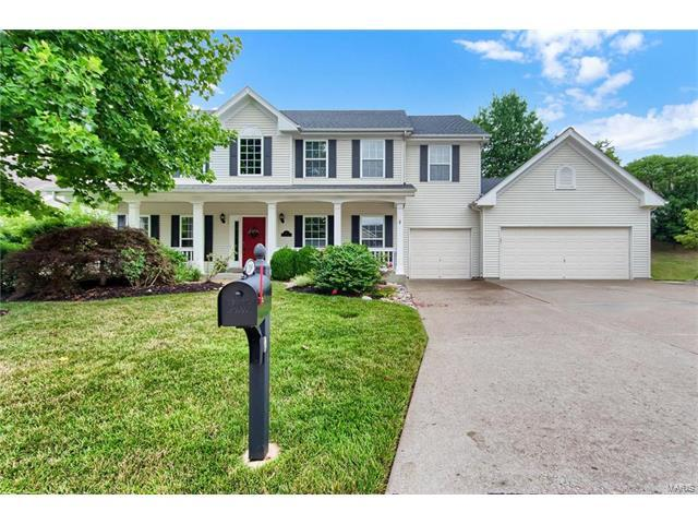 2109 Avalon Cove Court, Fenton, MO 63026 (#17060573) :: The Becky O'Neill Power Home Selling Team