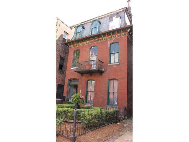 1204 Allen Avenue, St Louis, MO 63104 (#17060965) :: Sue Martin Team