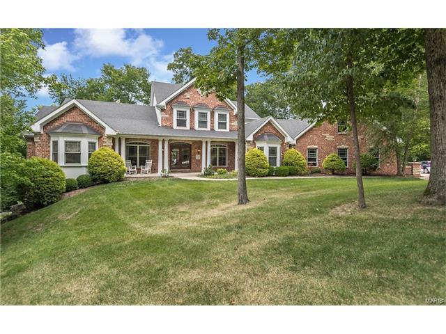 18101 Baskin Farm Drive, Glencoe, MO 63038 (#17061005) :: The Kathy Helbig Group