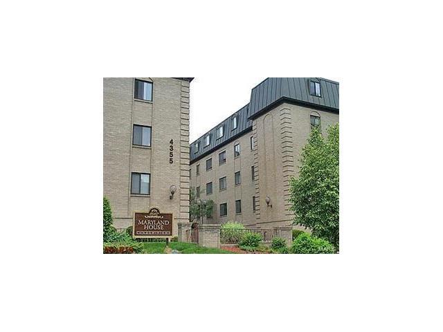 4355 Maryland Avenue #433, St Louis, MO 63108 (#17061118) :: PalmerHouse Properties LLC