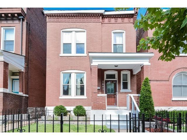 2657 California Avenue, St Louis, MO 63118 (#17061310) :: Clarity Street Realty