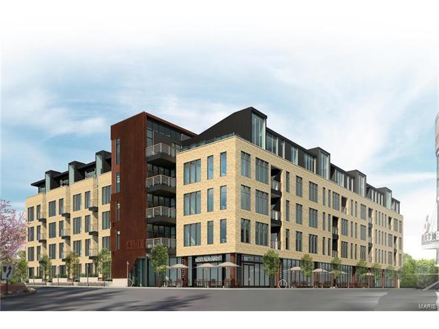 4101 Laclede Avenue #316, St Louis, MO 63108 (#17061335) :: Carrington Real Estate Services