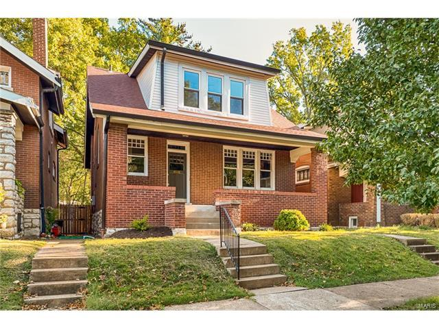 1125 Dover Place, St Louis, MO 63111 (#17061424) :: The Becky O'Neill Power Home Selling Team