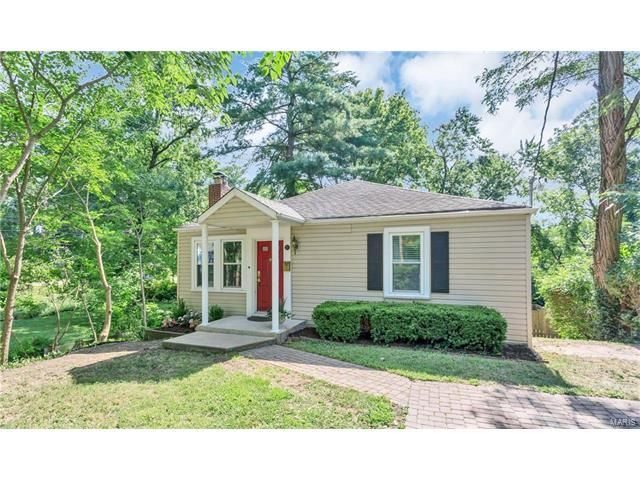 24 Denver Place, Webster Groves, MO 63119 (#17061587) :: Clarity Street Realty