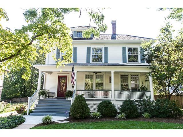 40 Jefferson Road, Webster Groves, MO 63119 (#17062084) :: Clarity Street Realty