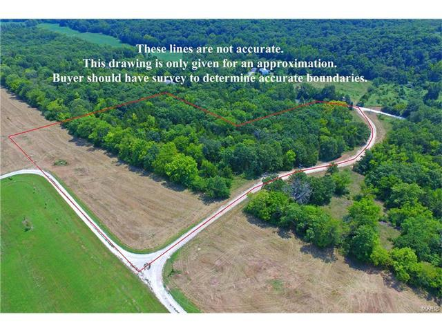 0 9 Ac Jenna Lee Drive, Foley, MO 63347 (#17062138) :: St. Louis Finest Homes Realty Group