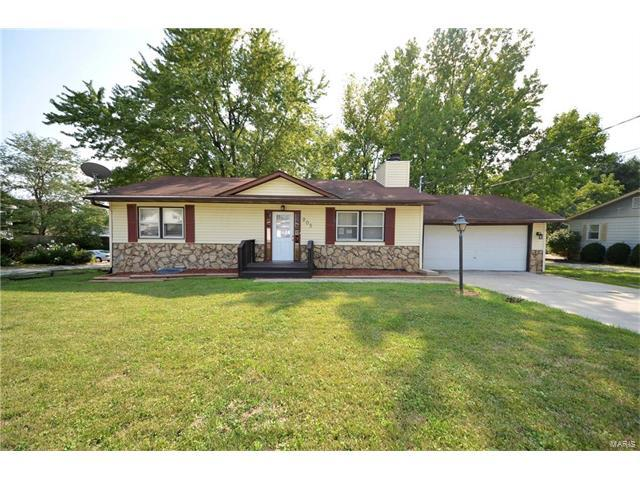 205 Seibert Road, Shiloh, IL 62269 (#17062340) :: Holden Realty Group - RE/MAX Preferred