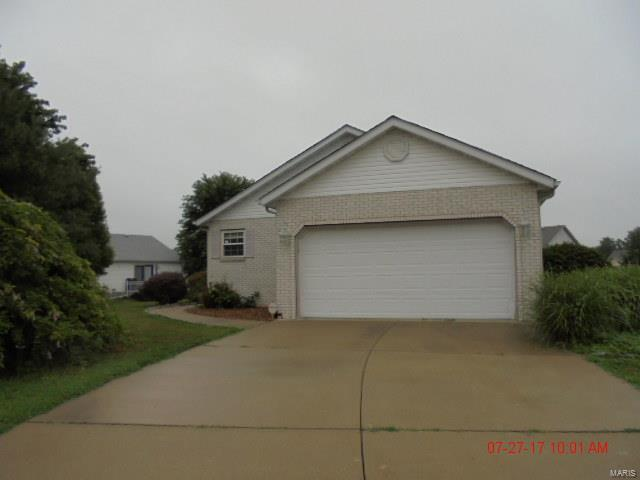 336 Westline, Shiloh, IL 62221 (#17062345) :: Holden Realty Group - RE/MAX Preferred