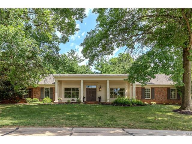 13459 Kings Glen Drive, Town and Country, MO 63131 (#17062436) :: RE/MAX Vision