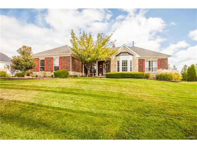307 Braeswick Drive, Lake St Louis, MO 63367 (#17063302) :: The Kathy Helbig Group
