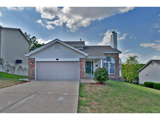 1181 Winter Park Drive, Fenton, MO 63026 (#17063414) :: The Becky O'Neill Power Home Selling Team