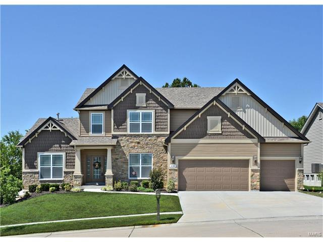 1132 Keighly Xing, Dardenne Prairie, MO 63368 (#17063599) :: The Kathy Helbig Group